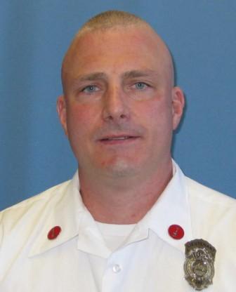 Lt. Ed Walsh Boston FD