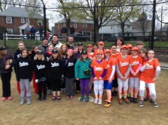 The Panthers and Crushers played this week in chilly conditions.