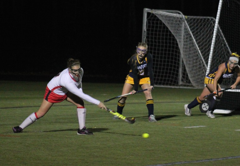 The Boston Herald honored Watertown senior Michaela Antonellis by naming her a field hockey All-Scholastic.